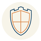 property and liability icon